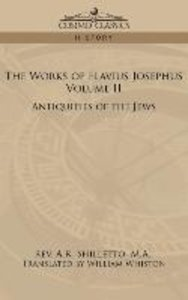 The Works of Flavius Josephus, Volume II