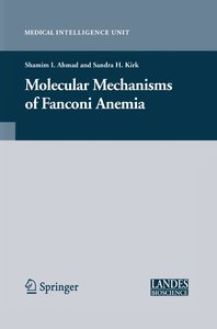 Molecular Mechanisms of Fanconi Anemia
