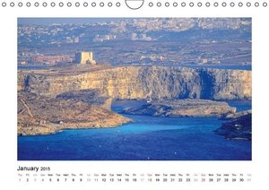 Gorgeous Malta and Gozo (Wall Calendar 2015 DIN A4 Landscape)