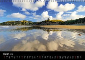 New Zealand (Wall Calendar 2015 DIN A3 Landscape)