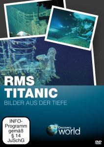 Titanic-Bilder aus der Tiefe