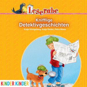 Leserabe-Knifflige Detektivgeschichten