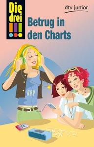 Die drei !!! Betrug in den Charts