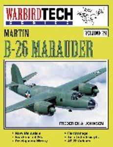 Martin B-26 Marauder - Warbirdtech Vol 29