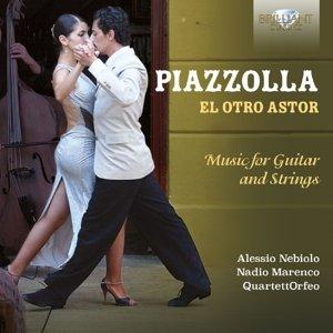 El Otro Astor-Music For Guitar And Strings