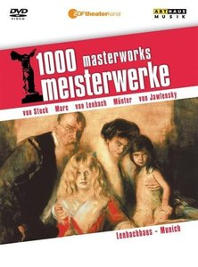 1000 Meisterwerke: Lenbachhaus - München