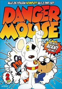 Danger Mouse 2-DVD-Box