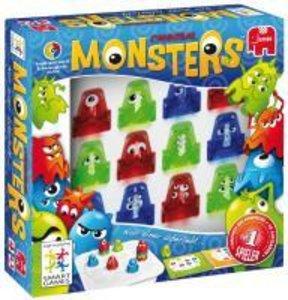 Jumbo Spiele 12792 - Monsters