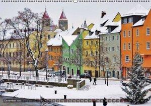 Die Farben von Regensburg (Wandkalender 2016 DIN A2 quer)