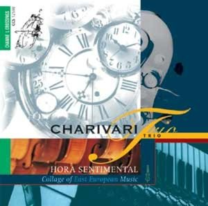 Hora Sentimental-Collage of East European Music