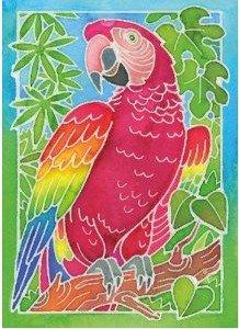 Ravensburger 29155 - Papagei, Aquarelle Mini