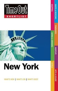 Time Out Shortlist New York 9th edition