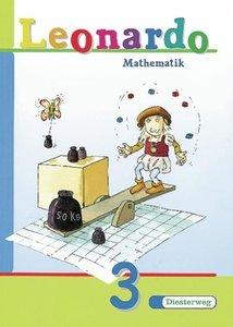 Leonardo Mathematik 3. Schülerbuch. Nordrhein-Westfalen. Euro-Au