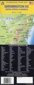 Washington DC (USA) City Map 1 : 12 500