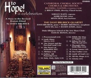 To Hope A (Celebration)