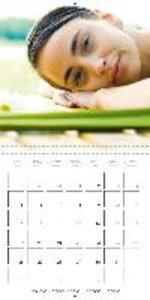 Your time to relax (Wall Calendar 2015 300 × 300 mm Square)