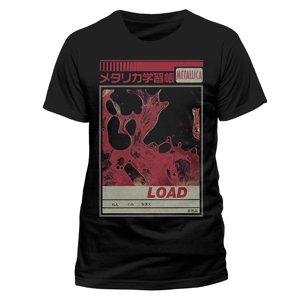 Load Japan (T-Shirt,Schwarz,Größe L)