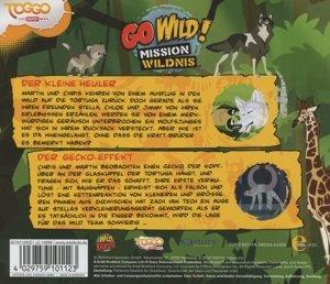 Go Wild!;(11)HSP TV-Kleine Heuler