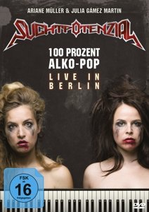 100% Alko-Pop Live in Berlin
