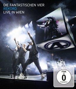Die Fantastischen Vier: Rekord - Live in Wien