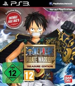 One Piece - Pirate Warriors (Treasure Edition)