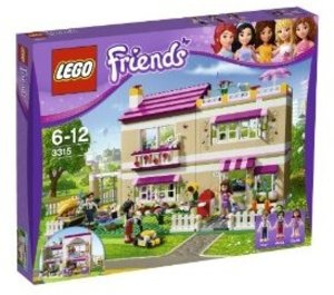 LEGO® Friends 3315 - Traumhaus