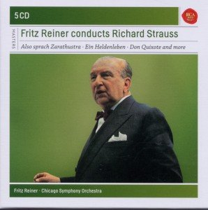 Reiner Conducts Richard Strauss