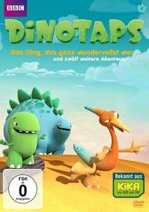 Dinotaps: Das Ding, das ganz wundervollst war - ...und zwölf wei