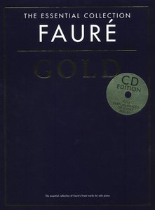 Faure Gold Essential Collection Piano Book
