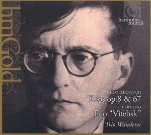 Trios op.8 & 67/Trio Vitebsk