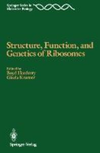 Structure, Function, and Genetics of Ribosomes