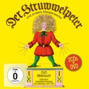Der Struwwelpeter Und Andere Meisterwerke.2CD+DVD