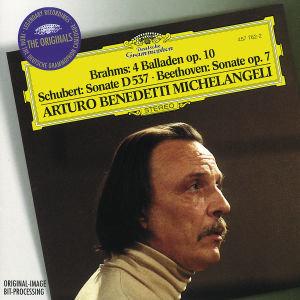 Balladen Op.10/Klaviersonaten