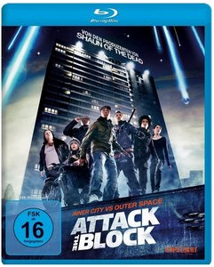Attack the Block (Blu-ray)