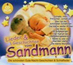 Lieder & Geschichten Vom Sandm