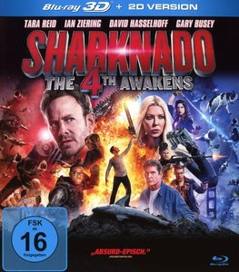 Sharknado 4 - The 4th Awakens