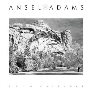 Ansel Adams 2016 Engagement Calendar