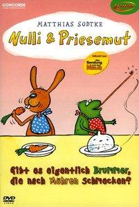 Gibt es eigentlich Brummer, die nach Möhren schmecken? DVD 01