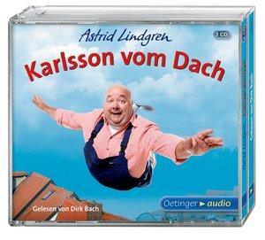 Karlsson Vom Dach (Lesung D.B