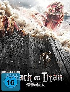Attack on Titan - Film 1 - Steelbook [Limited Edition]