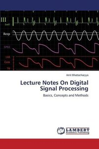 Lecture Notes On Digital Signal Processing