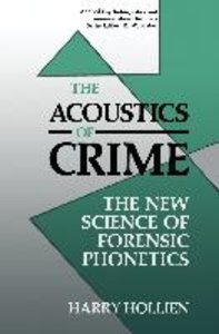 The Acoustics of Crime