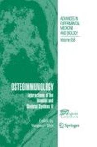 Osteoimmunology