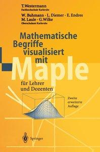 Mathematische Begriffe visualisiert mit Maple