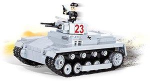 COBI 2474 - Panzer I Ausführung B, Small Army, grau