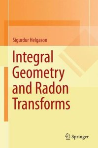 Integral Geometry and Radon Transforms