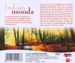 Indian moods-Entspannungs-Musik