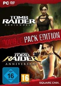 Tomb Raider Underworld & Tomb Raider Anniversary Double Pack