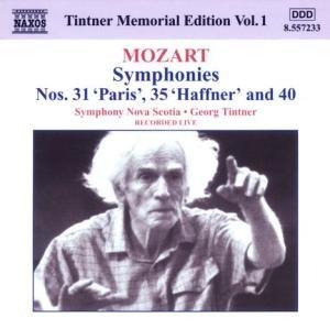 Sinfonien 31,35+40