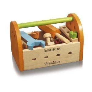 Eichhorn 100004909 - Holz-Werkzeugbox
